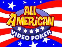 Виртуальный poker-автомат на деньги All American Poker с выводом