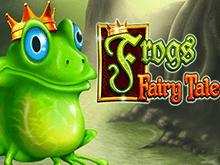 Frogs Fairy Tale – широкий функционал и бонусы в игровом автомате