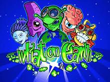 Азартный слот What On Earth? - ставки в биткоинах онлайн