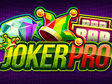 Азартный аппарат на биткоины Joker Pro
